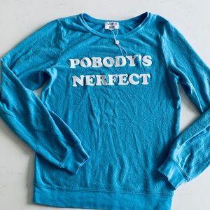 Wildfox girls graphic sweatshirt